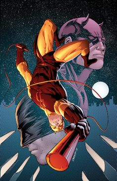 Daredevil by DashMartin on @DeviantArt