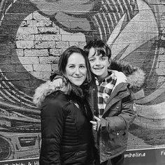 Date night with my not-so-little buddy! Opening night of #Zomo the Rabbit at @imaginationstage. A hip-hop fable for the preschool set.