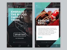 Business Template - Sport by Zane David - Dribbble Mobile Web Design, App Ui Design, Interface Design, Dashboard Mobile, Mobile App Ui, Sports App, Ui Design Inspiration, Application Design, Ui Web