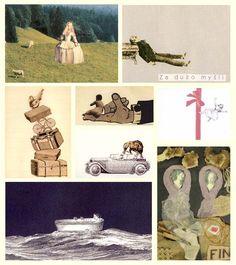 Collage Szymborska <3
