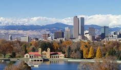 The Denver Skyline | The Denver City Page Denver Parks, Denver Colorado, Denver Usa, Denver City, Visit Denver, Denver Broncos, Colorado Springs, San Antonio, Nashville