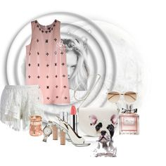 Just love this pink Ann Taylor Dress by mandahtay on Polyvore featuring polyvore fashion style Ann Taylor Chicwish Marni Mulberry Sequin FOSSIL Witchery Lancôme Christian Dior