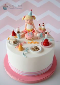 Party Girl Cake | par The Clever Little Cupcake Company
