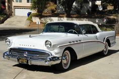1957 Buick Roadmaster convertible Maintenance/restoration of old/vintage…