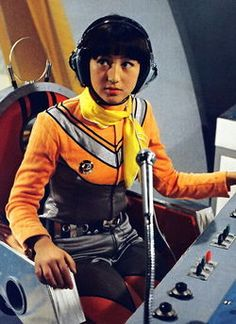 'Minami Yuko' from Ultraman Ace Fiction Movies, Science Fiction, Japanese Monster, Mysterious Girl, O Brian, First Daughter, Live Action Film, Poses, Retro Futurism