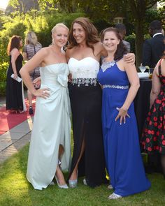 Sophie Hadley, Leigh Dilley & Katy Fear