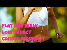 Flat Abs Walk - Full Length Walking Workout for Flat Abs 40min