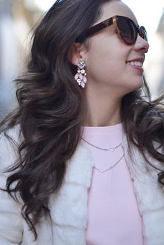 How to wear pink in your winter outfit: MartaBarcelonaStyle's Blog