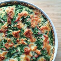 Gluten Free Baking, Greek Recipes, Fodmap, Quiche, Keto, Lchf, Brunch, Breakfast, Food