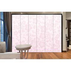 Αυτοκόλλητο ντουλάπας White blossom Room Divider, Decor, Furniture, Curtains, Home, White, Home Decor, Room