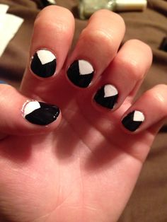 nail design good for short nails too