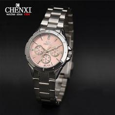CHENXI watch women fashion luxury watch Reloj Mujer Stainless Steel Quality Diamond Ladies Quartz Watch Women Rhinestone Watches Do you want it Get it here