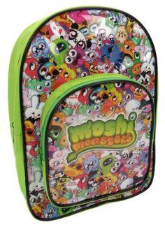 Moshi Monsters Backpack Green