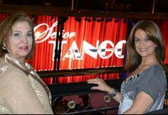Realizando sonho de minha irmã - Sênior Tango Buenos Aires