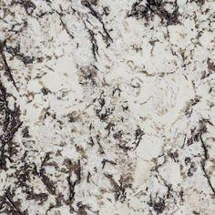 Delicatus White Granite Detail