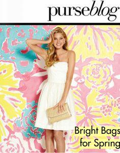 Bright bags for spring 2013 #purseblog #purse #bag #fashion #spring - Glossi free digital magazine
