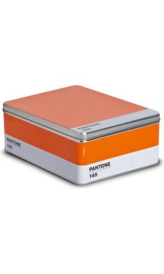 Pantone Metal Storage Box Vitamin C Best Price