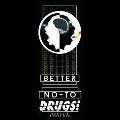 Banner Design • Anti-Drugs