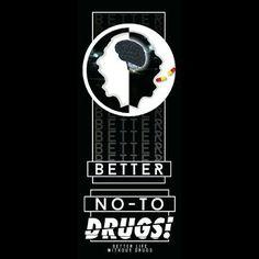 Banner Design • Anti-Drugs