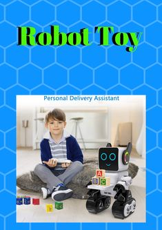 Robot Toy Kids For Boy Design Old Robot, Toys, Design, Activity Toys, Clearance Toys, Robots, Gaming, Games