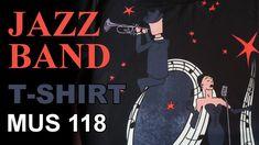 Products I love: https://www.amazon.com/shop/bigboss97  #unusual #Tshirt #unboxing #jazz #music #band #piano #trumpet #saxophone #singer #musician #fashion #mus #note #sheet #keyboard #gala #bigboss97