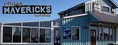Mavericks Surf Shop | The official site of Jeff Clark & Mavericks Surf Shop