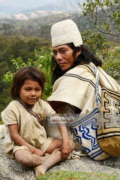 Nabusimake Spiritual Center Of The Arhuaco Indigenous Tribe Stock Pictures, Royalty-free Photos & Images Sierra Nevada, Folklorico Dresses, Indigenous Tribes, Long Black Hair, Young Boys, Vintage Photos, The Dreamers, Travel Inspiration, Nevada Mountains