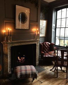 Cozy Antique Room  