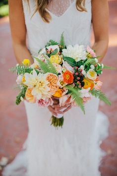 Rustic and whimsical | Photography: D.Lillian Photography - dlillianphotography.com Read More: http://www.stylemepretty.com/california-weddings/2015/02/27/whimsical-fall-wedding/