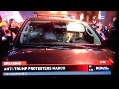 WATCH: Violent Anti-Trump Mob Attacks Woman In Portland (VIDEO) - Conservative Outfitters