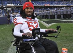 Tampa Bay Buccaneers sign former Rutgers football player Eric LeGrand
