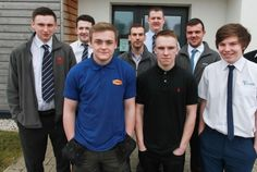 March 2015: Derby student has no regrets over switch from accountancy to construction apprenticeship.