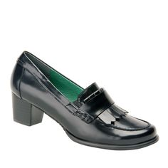 Ros Hommerson Women's AMY Black Fashion Loafers