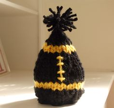 Steelers baby hat!