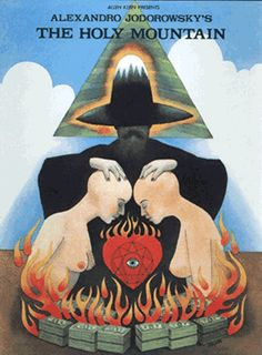The Holy Mountain (1973) directed by Alejandro Jodorowsky