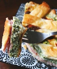 quick puff pastry #thermomix