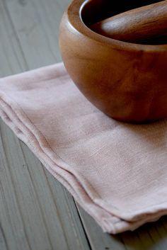 Set of 2 linen Napkins Tableware por FaroStore en Etsy