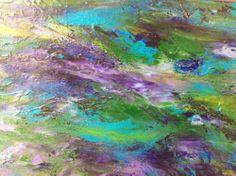 Vibrant Colors Stunning Painting | eBay