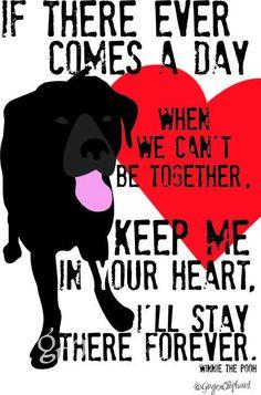 Wall Decor Black Labrador Memorial Dog Art Print. $ 14.00, via Etsy. For my Dixie Girl!