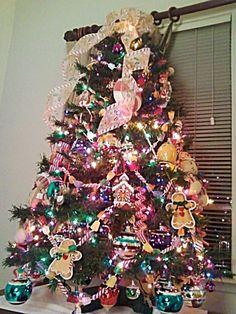 My Gingerbread Christmas Tree!