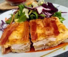 11 kaja hétvégére, ha most kihagynád rántott húst Spanakopita, Quiche, Waffles, French Toast, Bacon, Cooking, Breakfast, Ethnic Recipes, Desserts