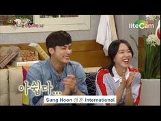 EP455/2 Happy Together  해피투게더3 Sung Hoon 성훈 - YouTube