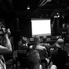 Aanwezig bij de Intakedag Muziek van de Urban House Groningen in de Simplon Zo een presentatie geven over Social Media en feedback geven aan opkomende talenten. Leuke creatieve club!