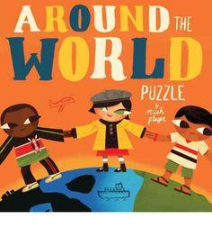 Around the World Puzzle (Game)