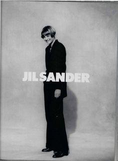 Jil Sander fw 1993