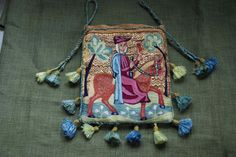 opus anglicanum purse   opusanglicanum