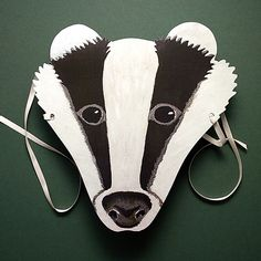 diy badger costume - Google Search