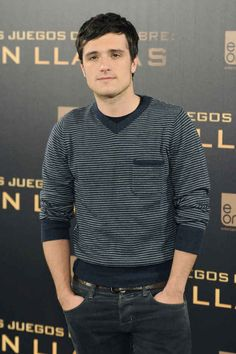 If this photo stirs something up inside... | How To Tell If You Are Attracted To Josh Hutcherson