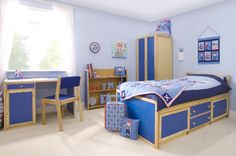 Kids Storage Bed | Childrens Bed Centres