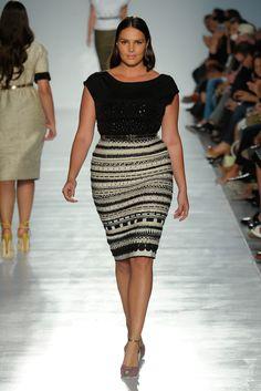 Sfilata Elena Mirò Milano - Collezioni Primavera Estate 2012 - Vogue